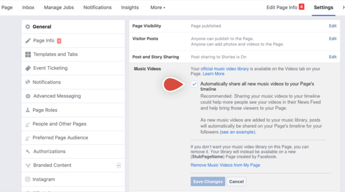 Facebook to launch officially licensed music videos in the US next month – ProWellTech