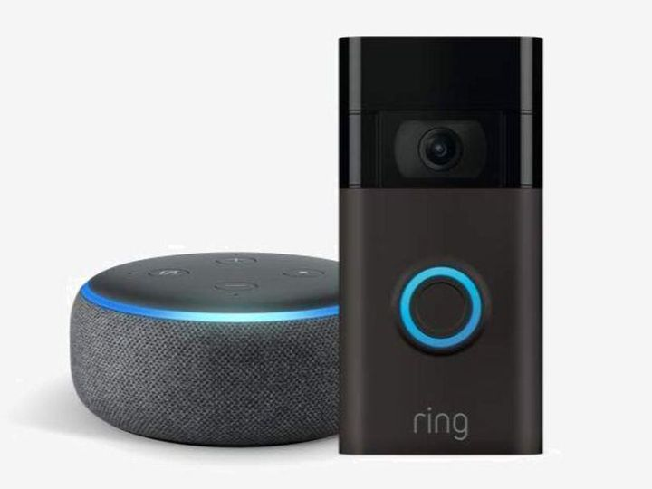 Watch your front porch with the Ring Video Doorbell for $80 and get a free Echo Dot