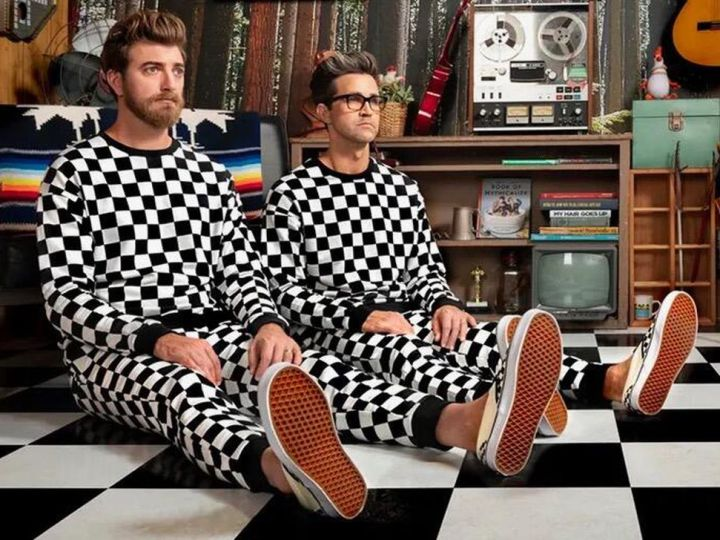 YouTube stars Rhett and Link open up about Good Mythical Morning and TikTok