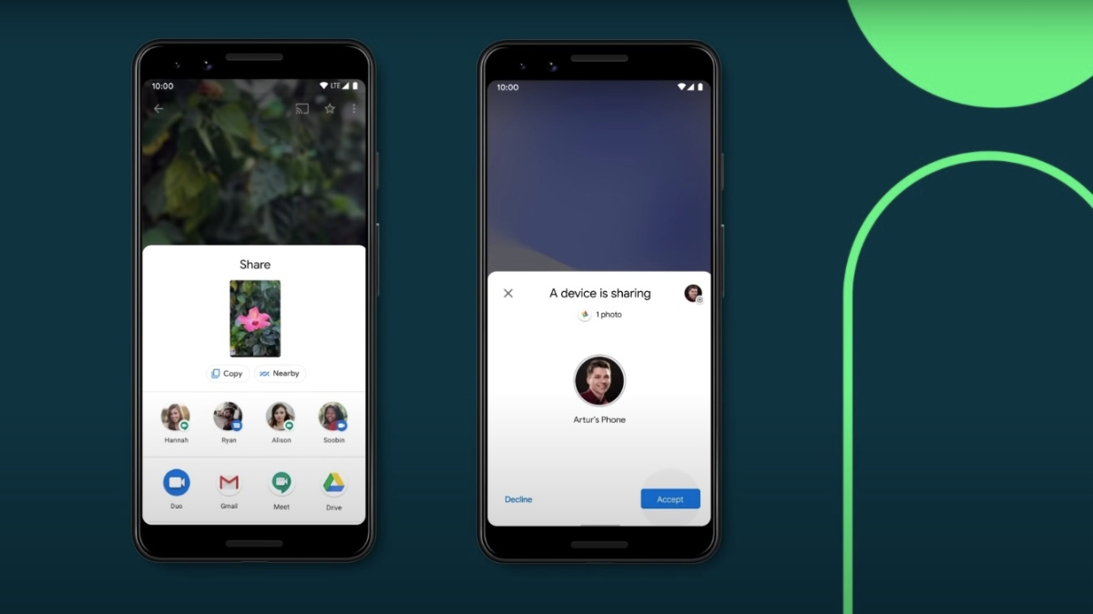 Android's 'Nearby Share' Roll-Out Begins: Everything You Need To Know