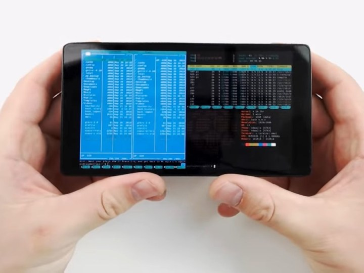Zero Terminal 3 Is A Linux PC With $5 Raspberry Pi & Touchscreen