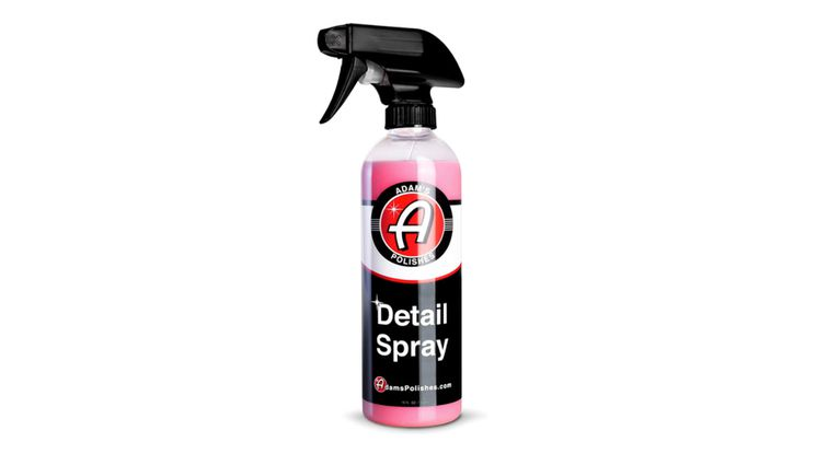 Best detailing sprays for cars in 2020
