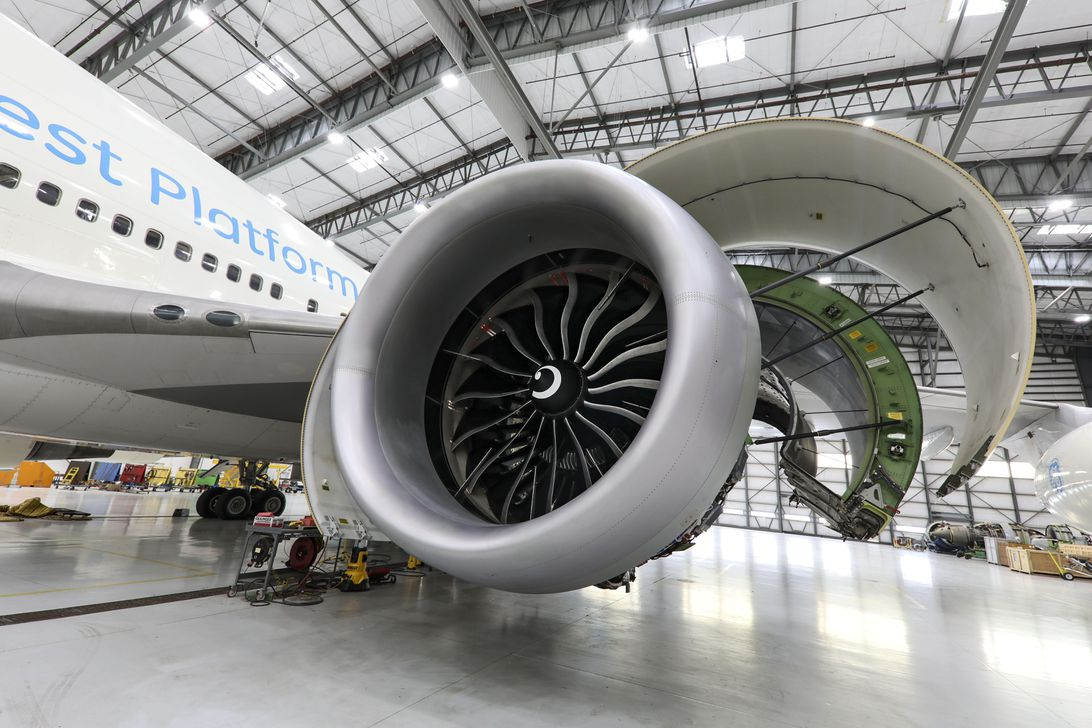 FAA certifies world's largest jet engine for commercial use