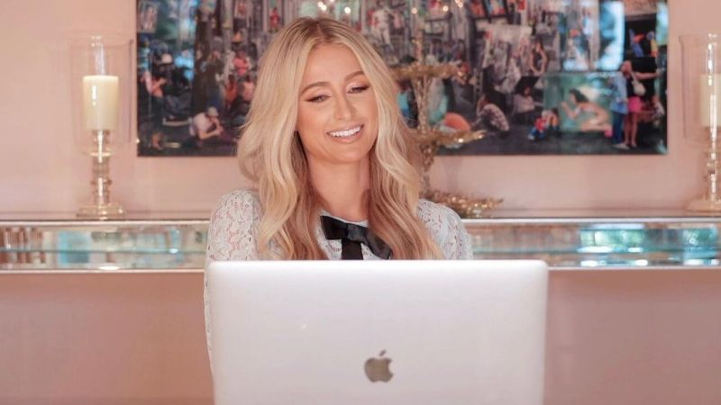 YouTube's This Is Paris shows the real Paris Hilton behind her 'that's hot' persona