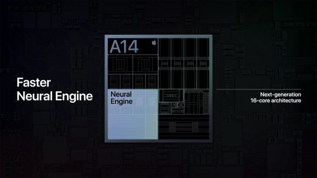 Apple A14 Bionic Chip Neural Engine