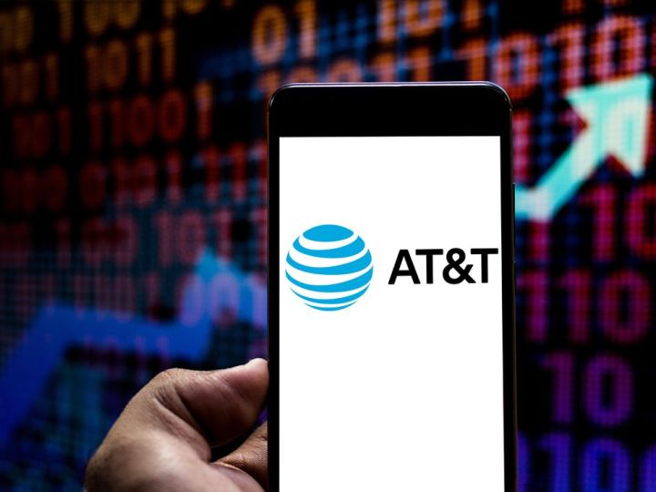 AT&T's wireless business thrives amid pandemic