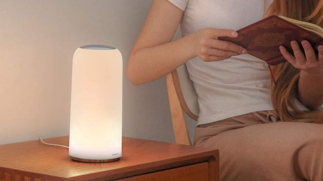 Light up your nightstand with this $34 smart lamp