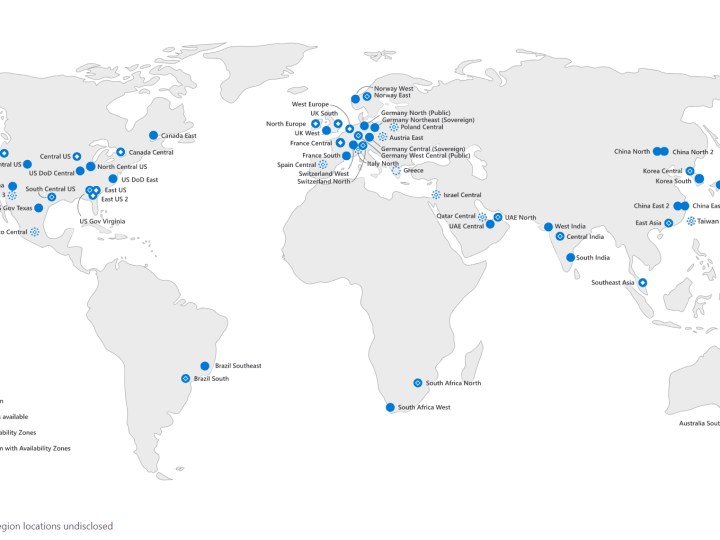 Microsoft announces its first Azure data center region in Taiwan – ProWellTech