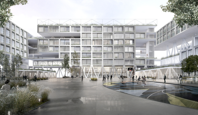 """WoHo wants to make constructing buildings fast, flexible and green with reusable """"components"""" – ProWellTech"""