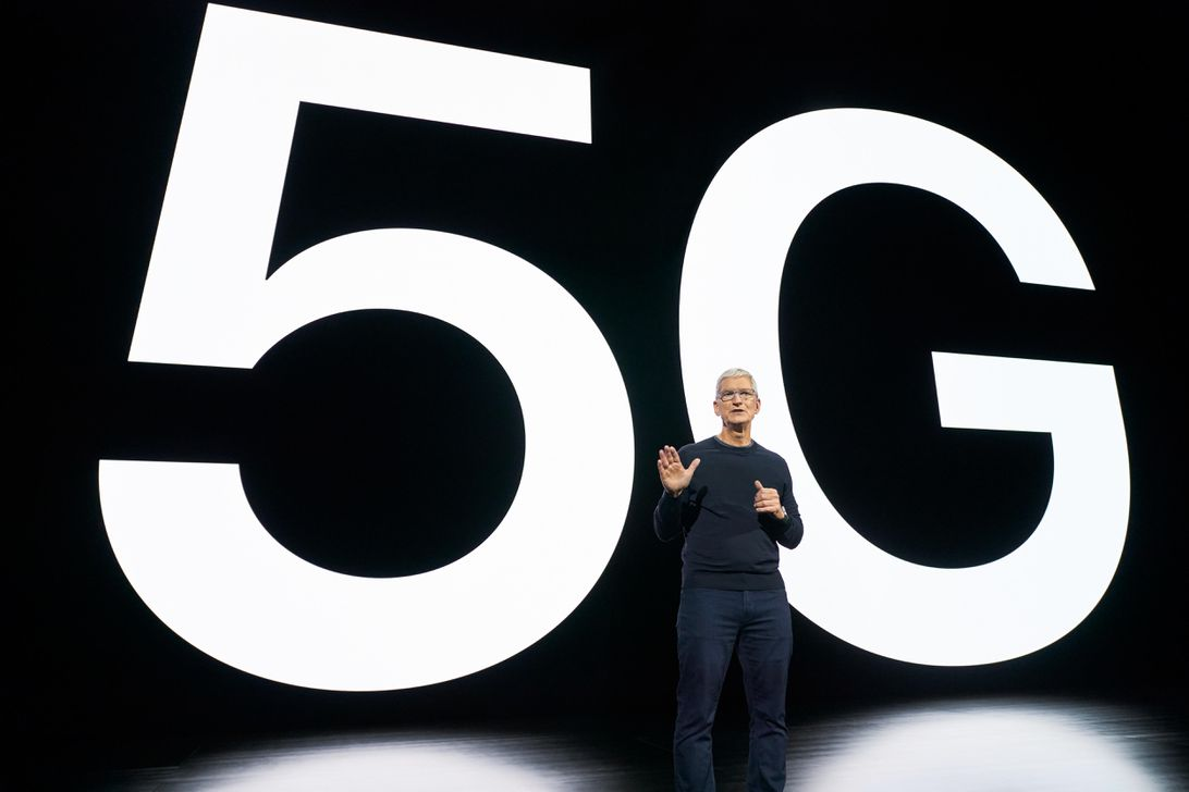 iPhone 12 has 5G, but we're still not sure if we even need it