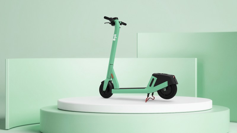 Bolt unveils its fourth-generation scooter – ProWellTech