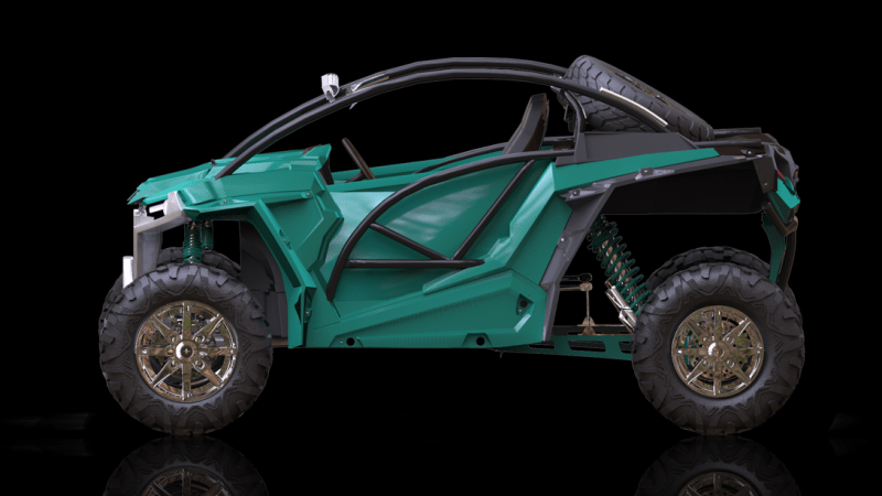 EV powersports startup Volcon announces pricing for Stag and Beast side-by-sides