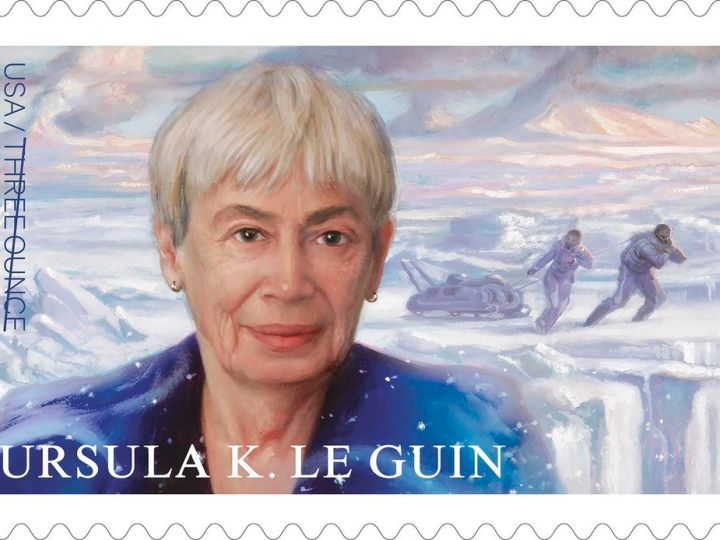 Pioneering sci-fi author Ursula K. Le Guin gets her own US postage stamp