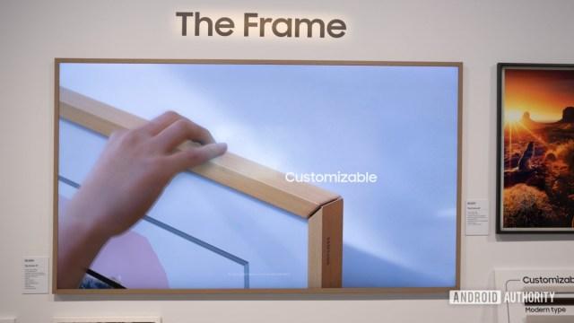 Samsung frame 85 inch 2021 2