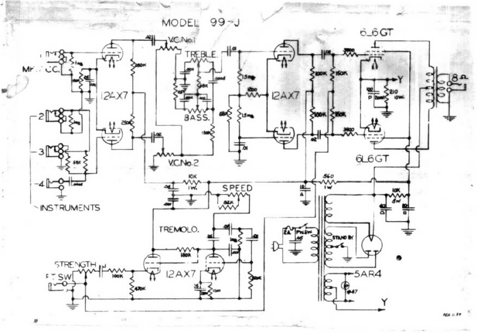 Pin Prowess Amplifiers Misc Schematics Bogner Ecstacy On