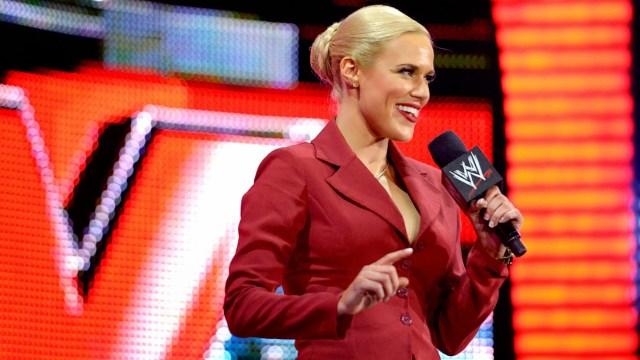 WWE Lana
