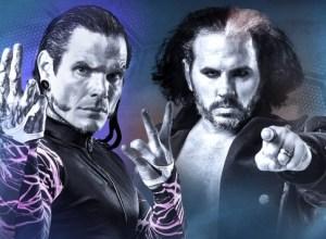 Matt Hardy and Jeff Hardy