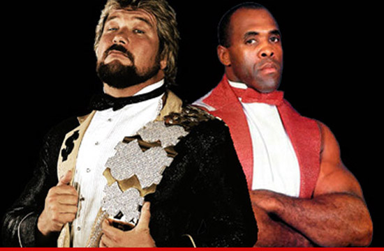 Virgil and Ted DiBiase