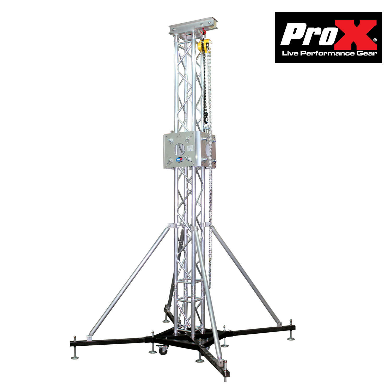 Truss Tower Stage Roofing System Package Includes Top