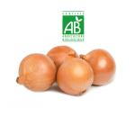 Oignon jaune Bio alsacienne