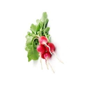 Radis rose bio d'Alsace