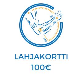 Avoin palvelulahjakortti 100€