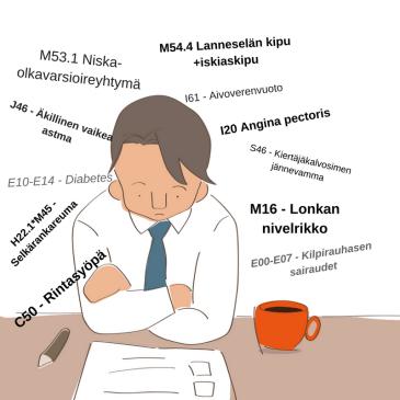 DIAGNOOSI PYSÄYTTÄÄ