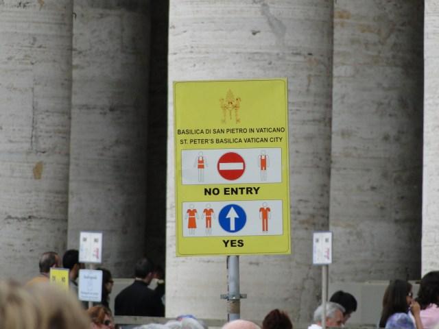 proximo embarque visita vaticano