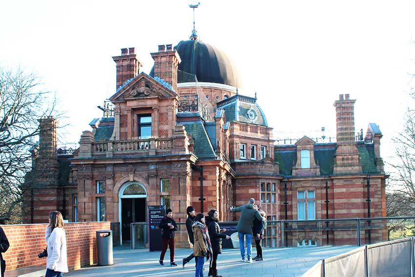 edificios con las mejores vistas de Londres-observatorio de Greenwitch