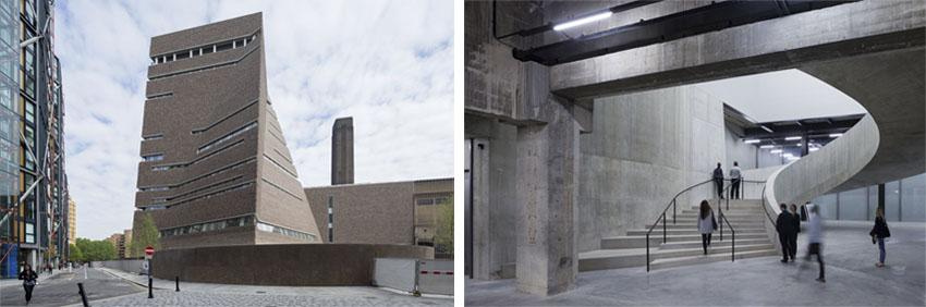edificios con las mejores vistas de Londres-tate modern
