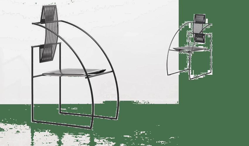 mobiliario diseñado por arquitectos: La Quinta de Botta de Mario Botta