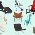 mobiliario diseñado por arquitectos famosos: 25 sillas
