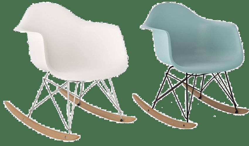 mobiliario diseñado por los Eames: Silla RAR
