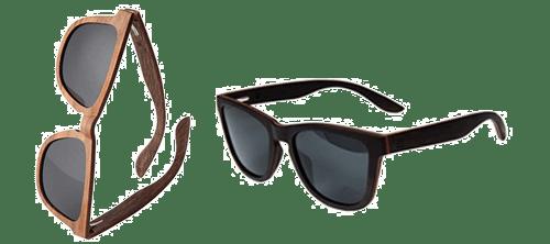 Regala estas gafas de madera a un arquitecto diferente