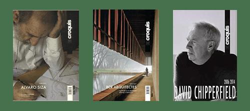 La revista Croquis siempre es una buena opción para regalar a un arquitecto