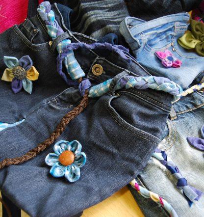 proyecto abraham - reciclando - reciclaje de ropa