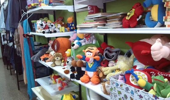 proyecto abraham - tienda caravaca - juguetes