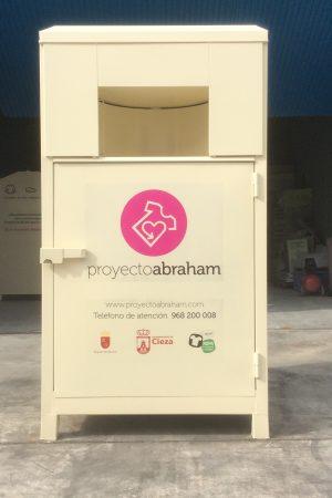 contenedor proyecto abraham