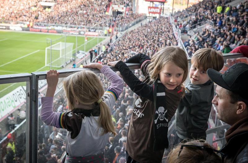 kinder fútbol