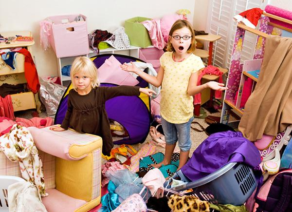 organización en nuestros hijos