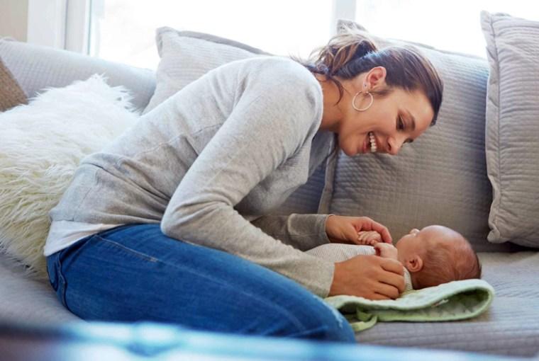 visitar a un recién nacido