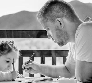 Papás se preocupan más por sus hijas