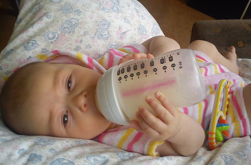leche para bebes con reflujo y colicos