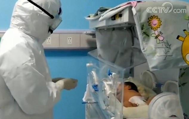 bebé-coronavirus