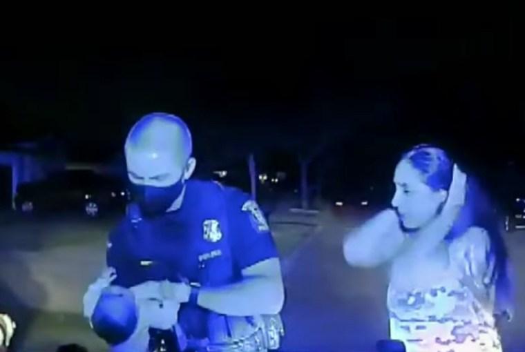 policia-bebe-asfixia