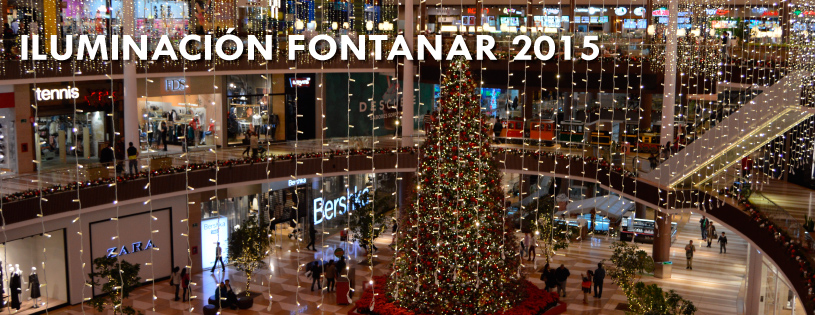 Iluminación Fontanar 2015