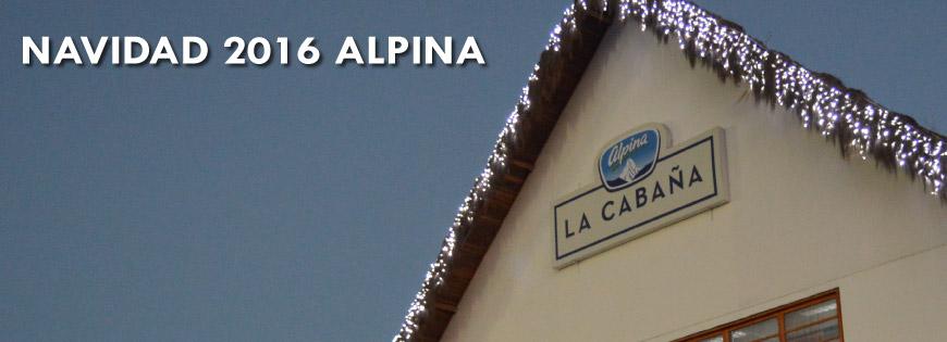 Navidad Cabaña Alpina, 2016