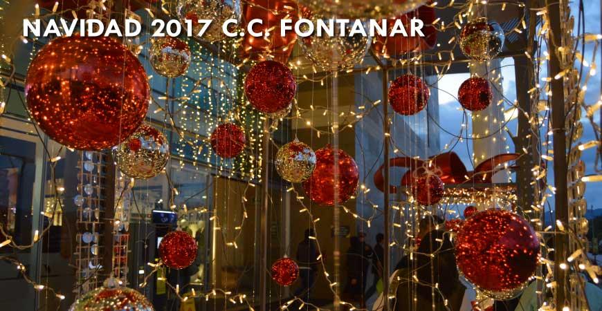 Navidad 2017 Fontanar Centro Comercial