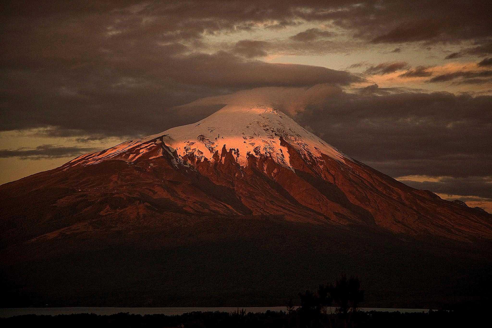 volcan osorno_chile