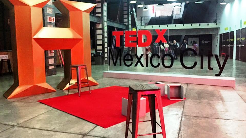Lo que pasó en TEDx México City Radical